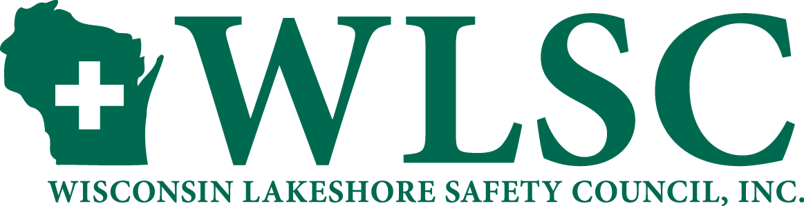 Wisconsin Lakeshore Safety Council (WLSC) Logo
